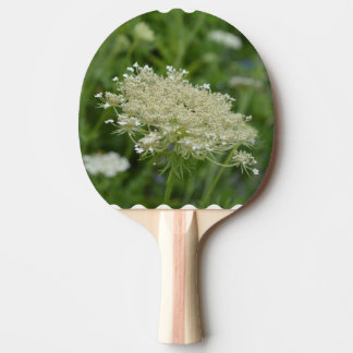 Queen Anne's Lace Ping-Pong Paddle