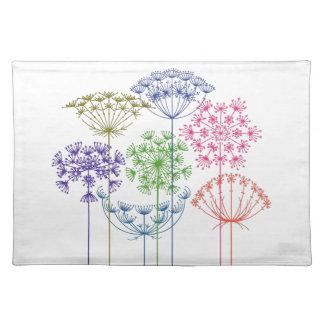 Queen Anne's Lace Placemat Cloth Place Mat