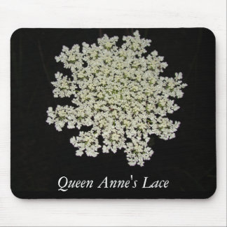 Queen Anne's Lace products Mouse Mat