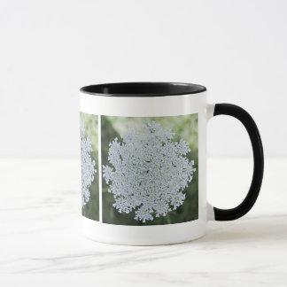 QUEEN ANNE'S LACE, ZAZZLE COFFEE MUG