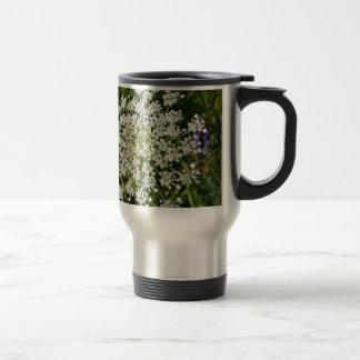 Queen Anne's Travel Mug
