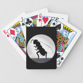 Queen Ant Bicycle Playing Cards