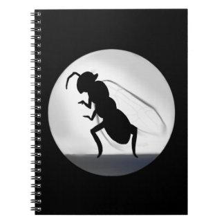 Queen Ant Notebook