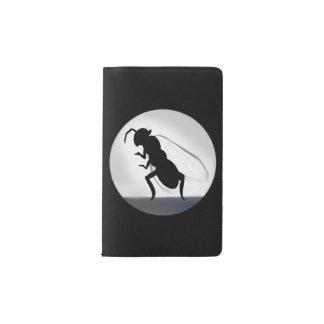 Queen Ant Pocket Moleskine Notebook
