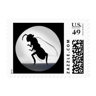 Queen Ant Postage