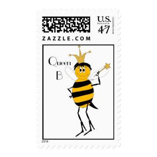 Queen B Postage
