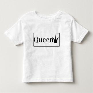 Queen babby t-shirt