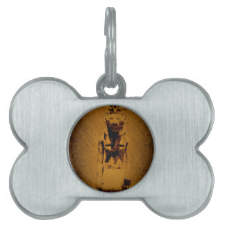Queen Baset. Pet ID Tag