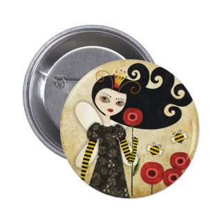 Queen Beatrix Button