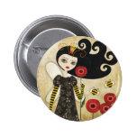 Queen Beatrix Buttons