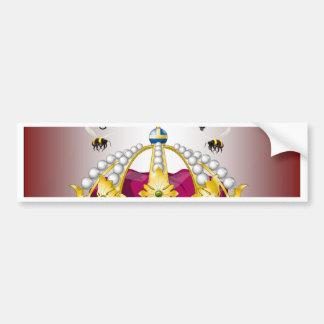 Queen Bee #2 Bumper Sticker