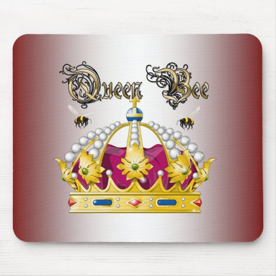 Queen Bee #2 Mouse Pad