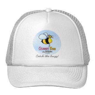 Queen Bee - aka Mom Trucker Hat