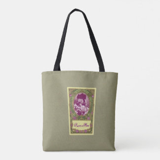 Queen Bee Antique French Perfume Bag Tote Bag