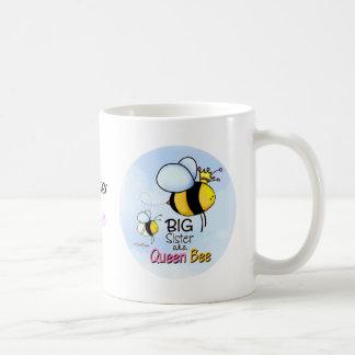 Queen Bee - Big Sister mug