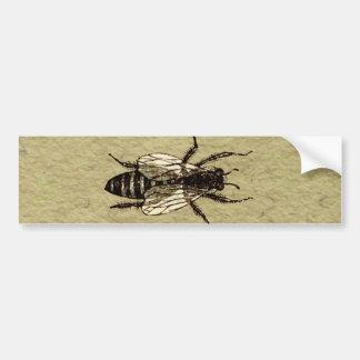 Queen Bee Bumper Sticker