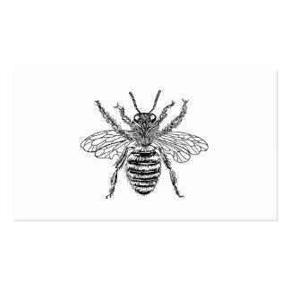 Queen Bee Business Card