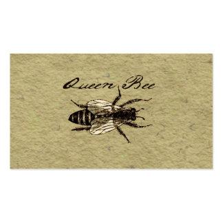 Queen Bee Business Card Template