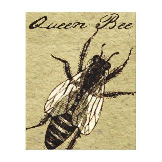 Queen Bee Gallery Wrap Canvas