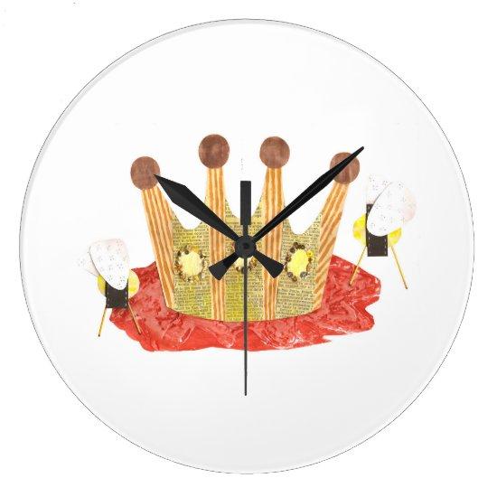 Queen Bee Clock