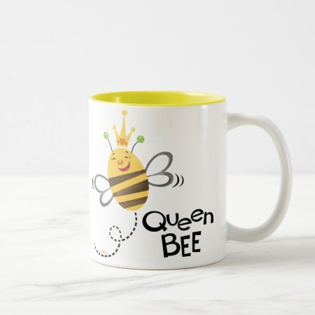Queen BEE, Coffee Mug
