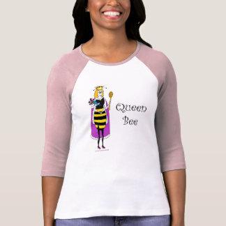Queen Bee cute cartoon tee