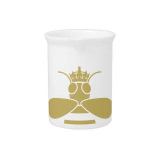 Queen Bee Drink Pitcher