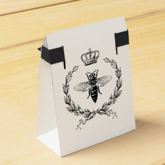 Queen Bee Favor Box