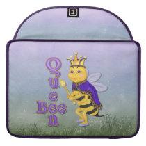 Queen Bee Garden Sleeve For MacBook Pro