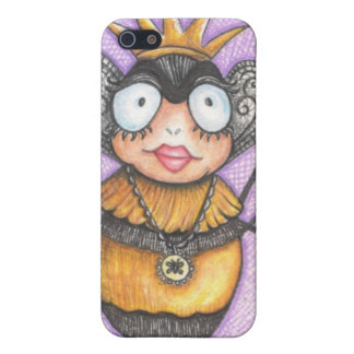 Queen Bee I Phone Case Cases For iPhone 5