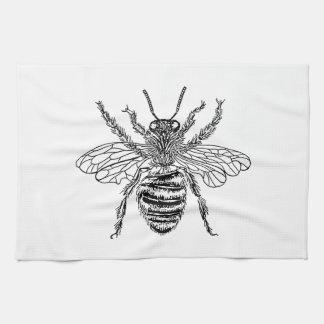 Queen Bee Kitchen Towel
