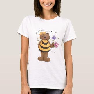 Queen Bee - Ladie's Baby Doll T-Shirt