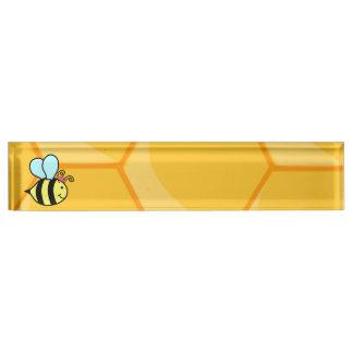 Queen Bee Nameplates