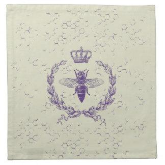 Queen Bee Cloth Napkins