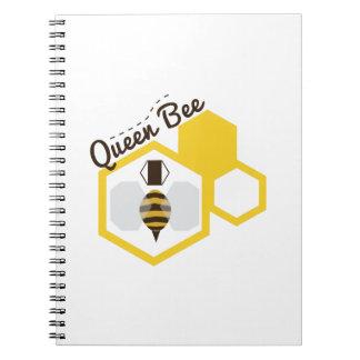 Queen Bee Note Books