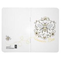 Queen Bee Pocket Journal