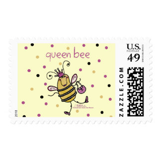 Queen Bee Postage