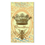 Queen Bee Royal Crown Business Card
