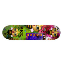 Queen Bee Skateboard