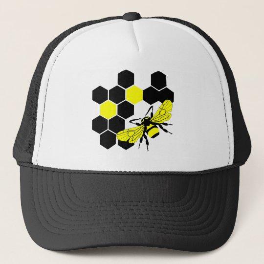 Queen Bee Trucker Hat  b53e6038c39
