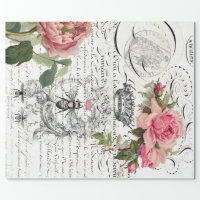 Queen Bee Wrapping Paper
