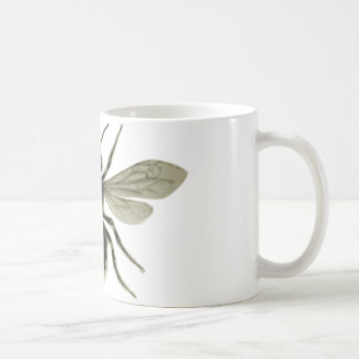 Queen Bee Yellow Black Save The Bees Coffee Mug