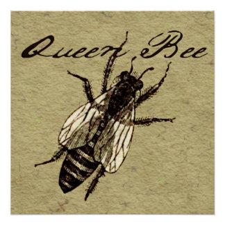 Queen Bee Perfect Poster