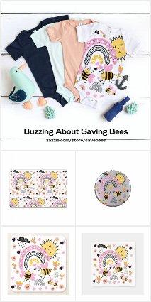 Queen Bees Kawaii Gifts