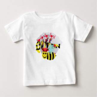 queen bees royal flush baby T-Shirt