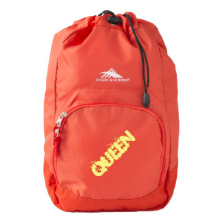 queen bookbag high sierra backpack