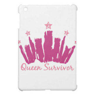 Queen Breast Cancer Survivor Cover For The iPad Mini