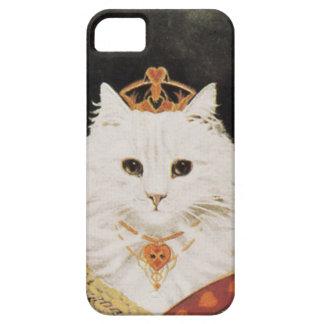 Queen Cat iPhone 5 Cover