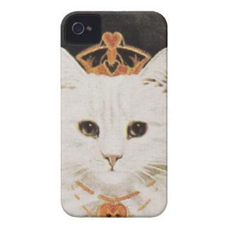 Queen Cat iPhone 4 Cover