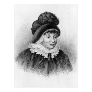 Queen Charlotte, c.1818 Postcard